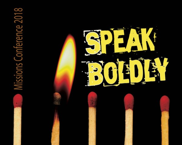 Speaking Boldly in the Refuge of the Lord Image
